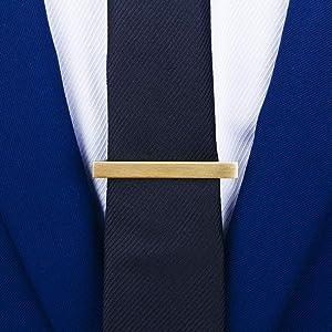 AFHT Accesorios para Camisa con Clip para Corbata Accesorios para ...