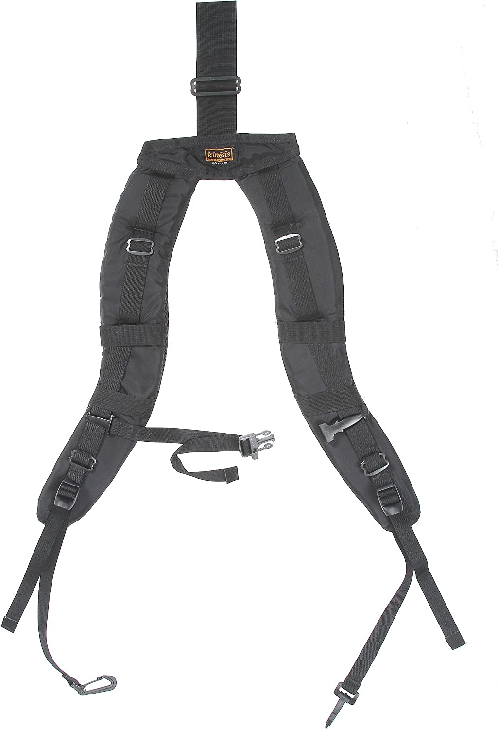Kinesis H255 Padded Backpack Harness/Multi-Size (Included H130)