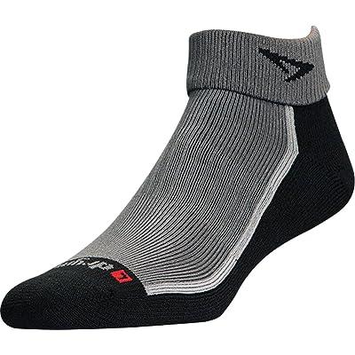 Drymax Trail Run 1/4 Crew / Turndown Socks