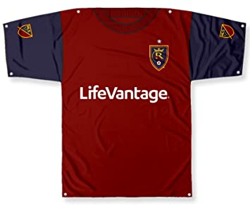 pretty nice 90eae ccc8d Amazon.com : Winning Streak MLS Real Salt Lake Jersey Banner ...