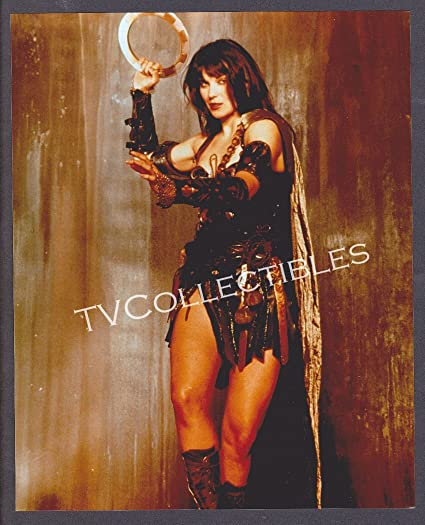 Amazoncom 8x10 Photo Xena Warrior Princess Actress Lucy Lawless