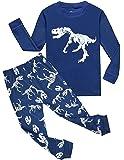 Garsumiss - Pigiama a maniche lunga per ragazzi - Dinosauro Pigiama Set