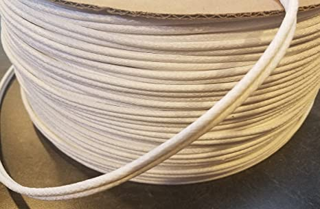 Cotton Piping Welt Cord Made in USA #0-5//32 Twin Double - 45 Yards