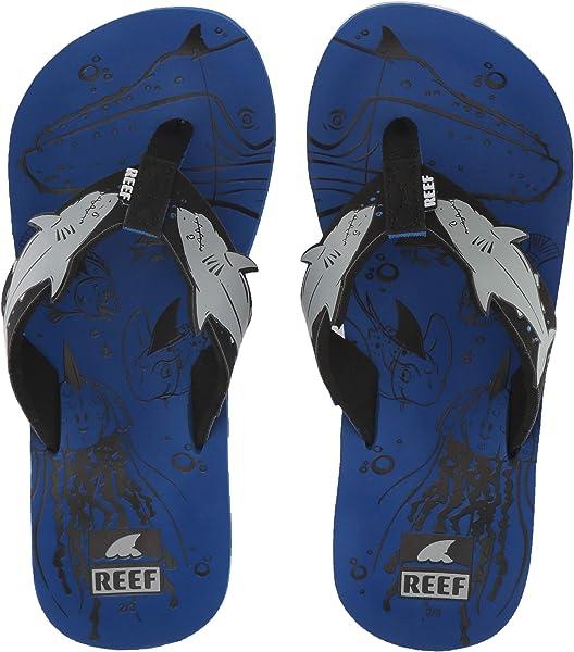 98045131c364 Reef Unisex AHI Shark Sandal