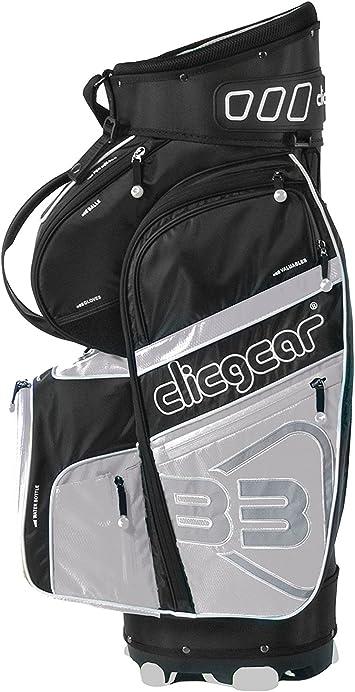 Amazon.com: Clicgear B3 – Bolsa de golf, Plateado: Sports ...