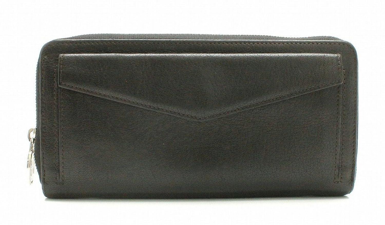 [カルティエ] Cartier マストライン 2つ折 長財布 ブラック 黒 L3001354 B07FFKC9DS  -