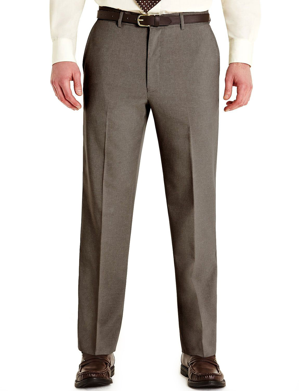 Farah Mens Slant Pocket Formal Classic Trouser