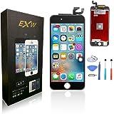 HYS-Tech For 4.7インチ iphone 6s 液晶パネル交換 フロントガラス 交換フロントパネル デジタイザー 3Dタッチパネル LCDスクリーン フロントパネルiPhone 修理工具付き (黑)