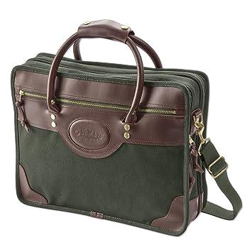 107c5eedd0b58 Amazon.com | Orvis Battenkill Briefcase | Briefcases