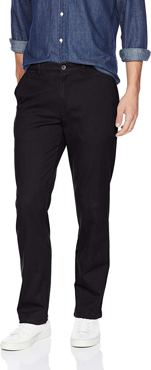 Casual-Pants Uomo Straight-Fit Cargo Pant Essentials
