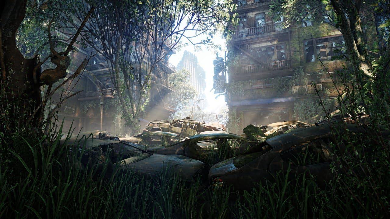 Crysis 3 graphics comparison pc maxed settings vs xbox 360 1080p - Crysis 3 Graphics Comparison Pc Maxed Settings Vs Xbox 360 1080p 41