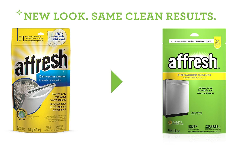 Dishwasher Brands Amazoncom Affresh W10282479 Dishwasher Cleaner 6 Tablets Home