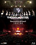 THE IDOLM@STER 5th ANNIVERSARY The world is all one !! 100704 [Blu-ray]