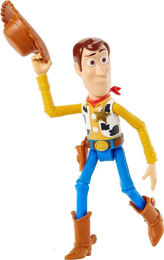 Mattel Disney Pixar Toy Story Woody Figura Gdp68