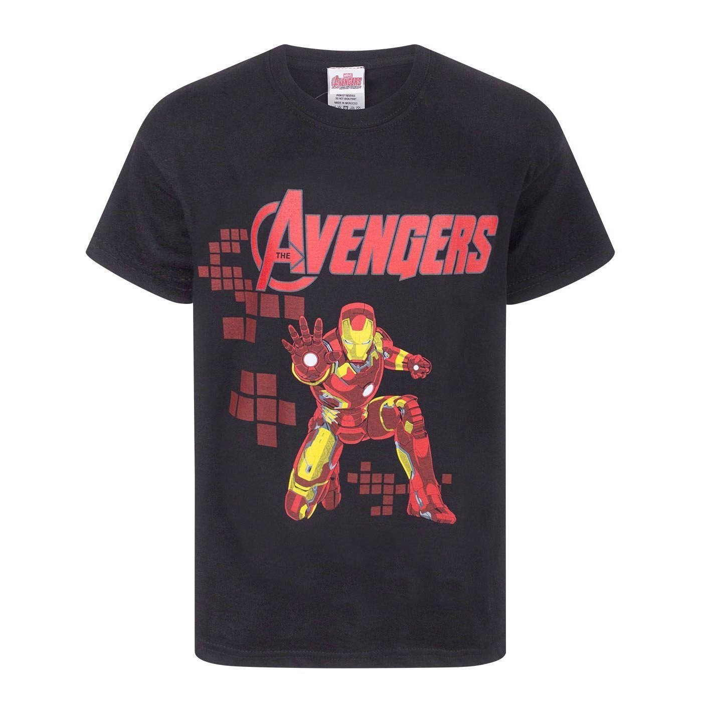 Avengers Iron Man Boys T-Shirt
