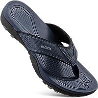 HAOLIRA Sandalias de Dedo para Hombre,Chanclas Hombre Zapatos de Playa de Verano Suela de Goma Antideslizante Apta para…