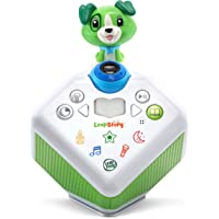 LeapFrog LeapStory - Kid's Storyteller, Poems and Stories, Voice Recording, nightlight Projector - 608003, Green