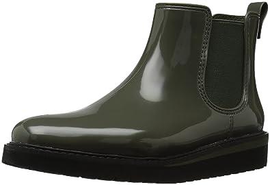 08290fefba98 Sam Edelman Women s Kallum Rain Boot Olive 9 Medium US