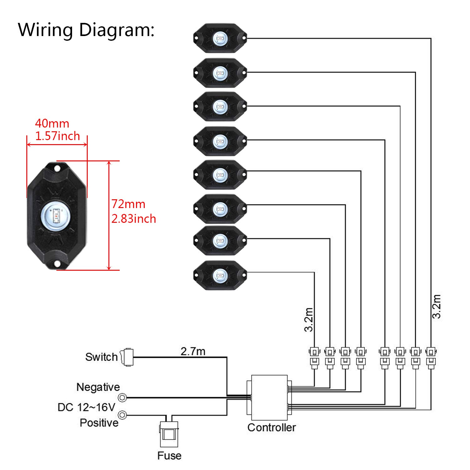 Off Road Light Wiring Diagram Solidfonts on