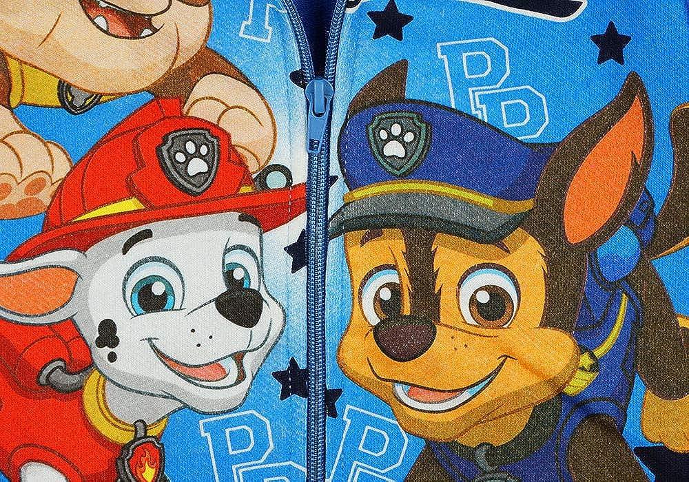 2 TLG Sportanzug Babybogi Paw Patrol Kinder Trainingsanzug Gr/ö/ße 98 104 110 116 Kinder Jogginganzug f/ür Jungen in blau