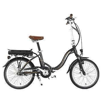 onway eléctrico de bicicleta plegable, 20 pulgadas, precisión de 7 velocidades Shimano, 5
