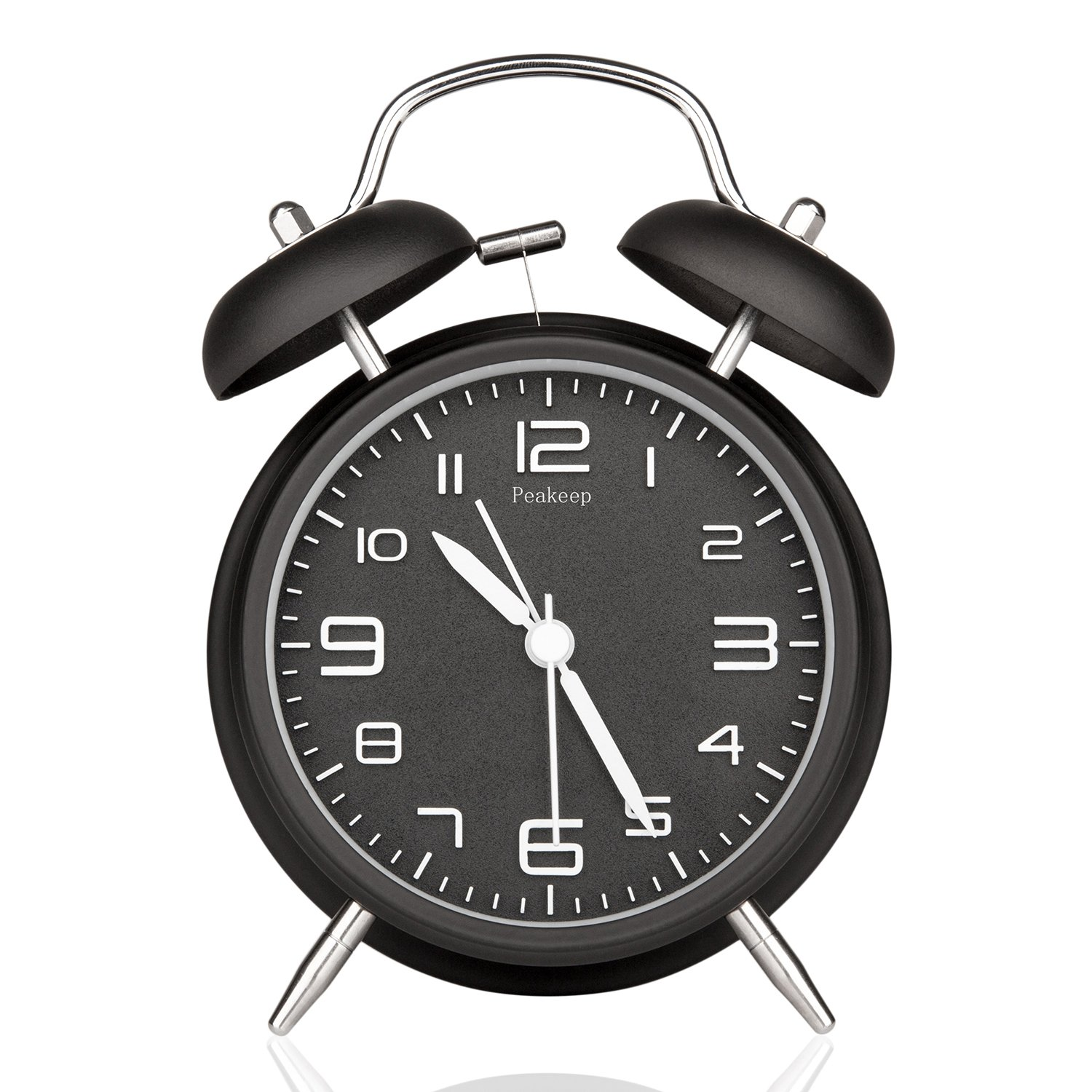 Twin Bell Alarm Clock for Heavy Sleepers
