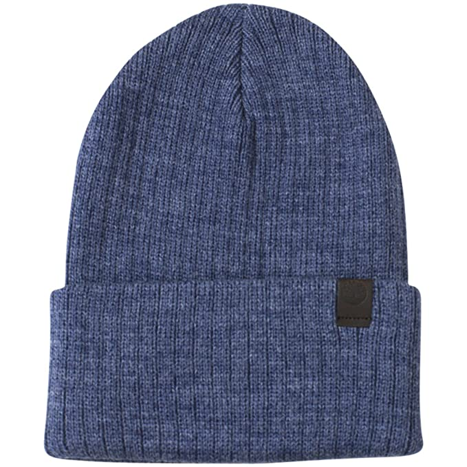 36c89973a Amazon.com: Timberland Kids Boy's Indigo Ribbed Watch Cap Beanie Hat ...