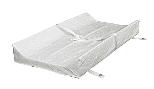 diaper changing pad: DaVinci Waterproof Contour Changing Pad
