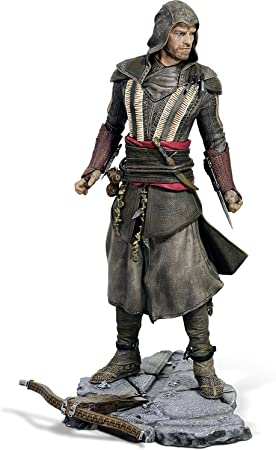 Assassin S Creed Movie Aguilar Figurine 24cm Amazon Co Uk Pc
