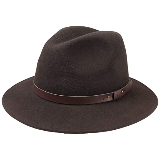 Lierys Rollable Fedora Hat Men at Amazon Men s Clothing store  628ef7322e15
