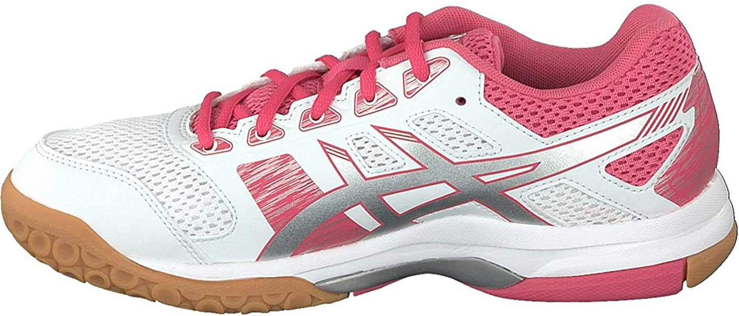 Asics Women S Gel Flare 6 Volleyball Shoes Amazon Co Uk Shoes Bags