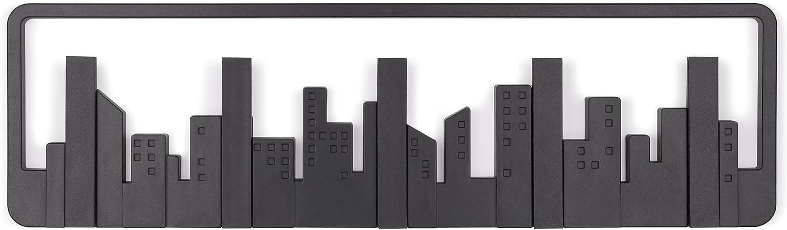 Comprar Umbra 318190-040 Percha de pared Skyline Multi Negro