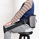 Back Support belt for better back whole day Back Pain Relief -Posture Correcting Harness & Relieve Sciatica, Keeps Back…