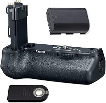 Vertical Camera Battery Grip for Canon EOS 6D Mark II Durable