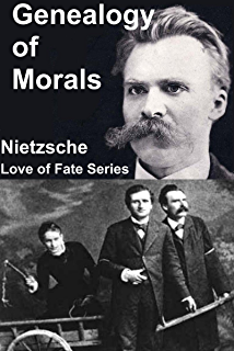 nietzsche first essay genealogy of morals summary Nietzsche's first contribution to this group was an essay on the greek poet,   which produced on the genealogy of morality, twilight of the idols, the anti- christ,.