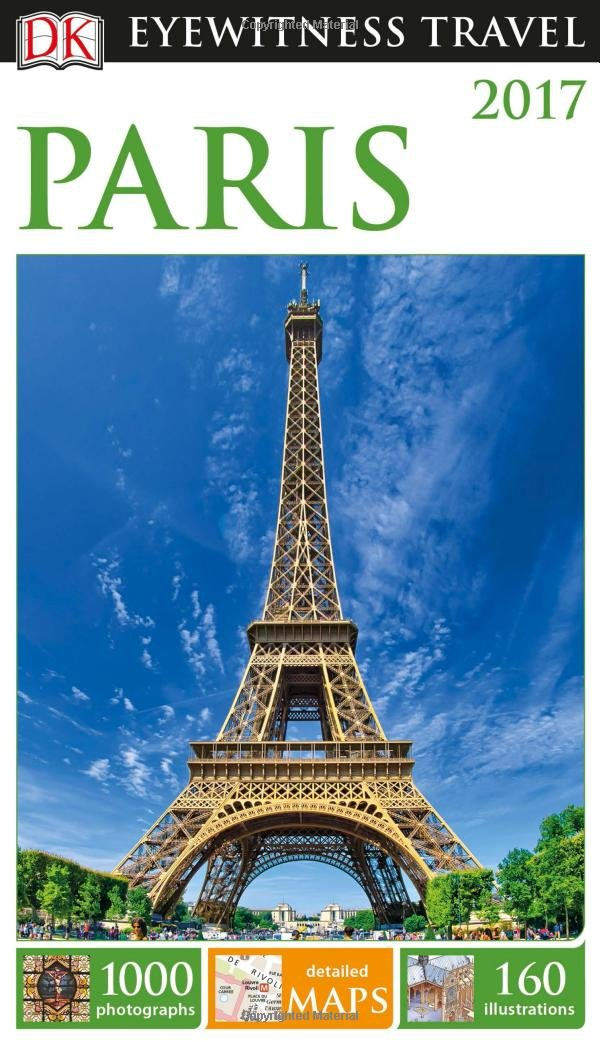 DK Eyewitness Travel Guide: Paris pdf