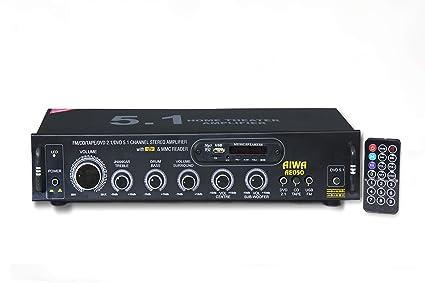 Vnr aiwa home theater amplifier connect spk amazon