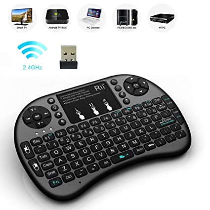 Amazonin Buy Mobipro I8 Wireless Keyboard With Touchpad For Smart