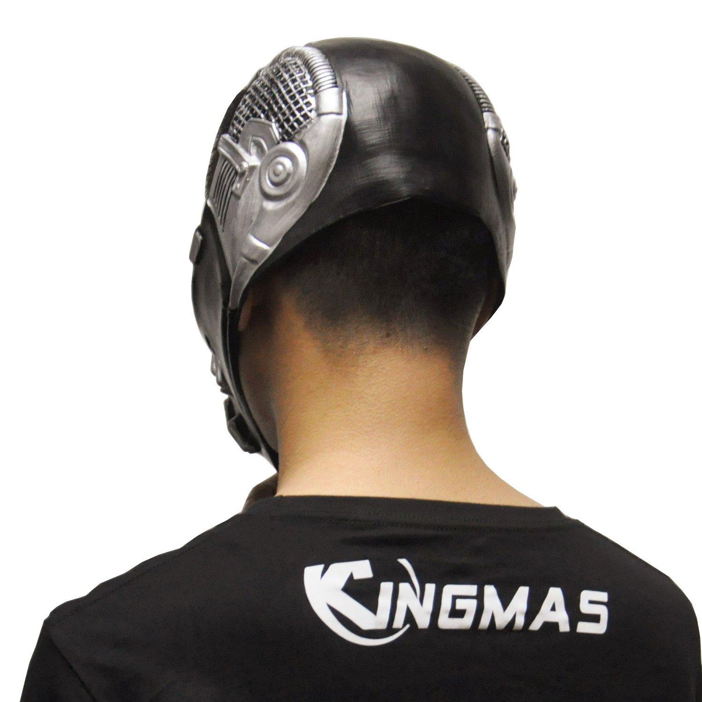 Amazon.com: KINGMAS The Dark Knight Batman Movie Bane Mask ...