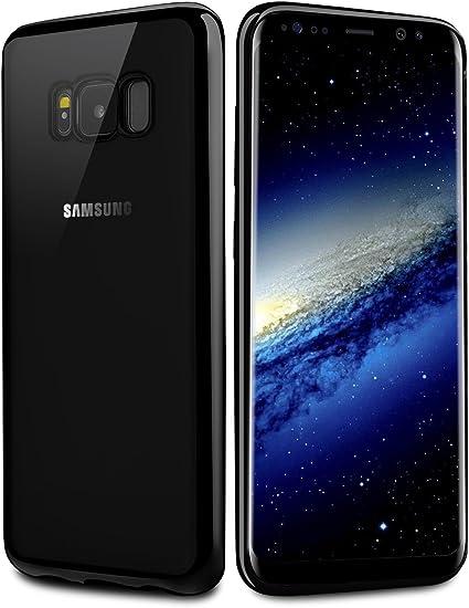 Funda Galaxy S8 Silicona, innislink Cover Samsung S8 Transparente ...