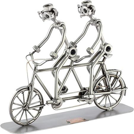 Steelman24 I Bicicleta Tándem I Made in Germany I Idea para Regalo ...