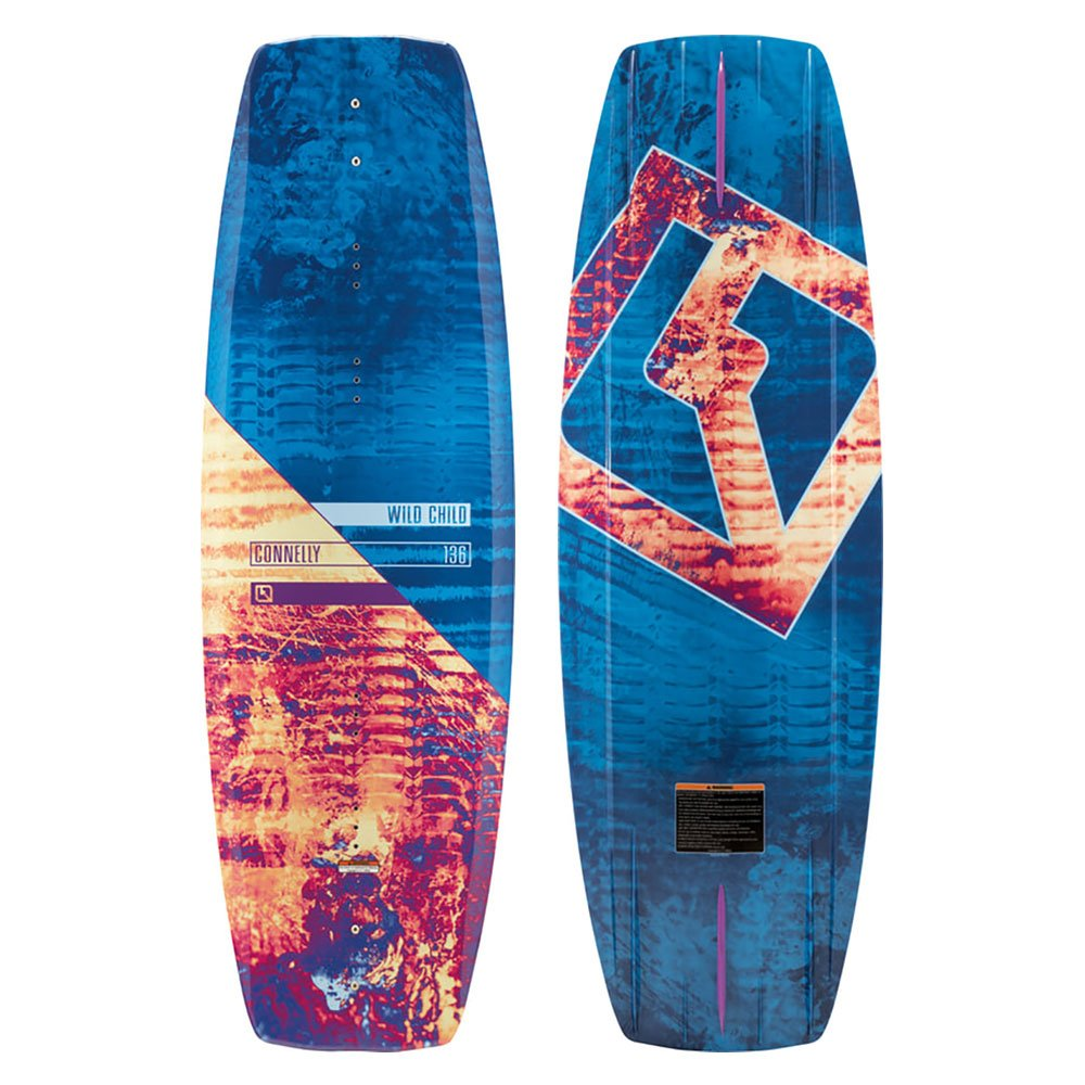 Connelly Wild Child Womens Wakeboard 131cm  B07953XY1G