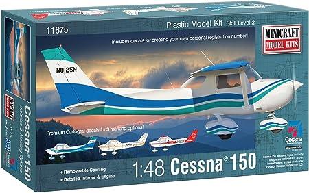 Minicraft - Juguete de aeromodelismo Escala 1:48 (MC11675): Amazon ...