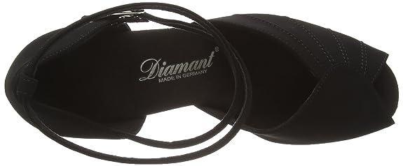 5be3d2748 Diamant Damen Latein Tanzschuhe 027-060-040, Women's Ballroom Dance Shoes:  Amazon.co.uk: Shoes & Bags