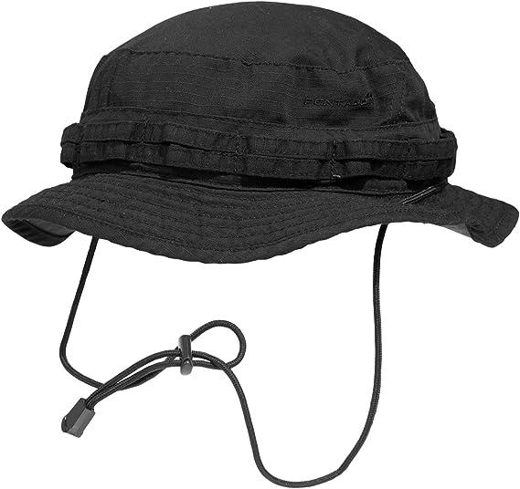 Pentagon Babylon Boonie Sombrero Negro tama/ño 56-57