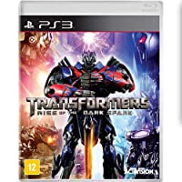 Jogo Transformers Rise Of The Dark Spark - PS3