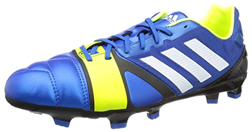 innovative design 046e2 c24d3 adidas nitrocharge 2.0 TRX FG Q33672, Scarpe da calcio uomo, Blu (Blau (