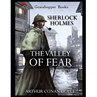 The Valley of Fear: Sherlock Holmes #4 (ANNOTATED AND ILLUSTRATED)