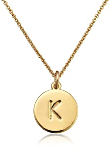 "kate spade new york Kate Spade Pendants"" ""K"" Pendant Necklace, 18"""