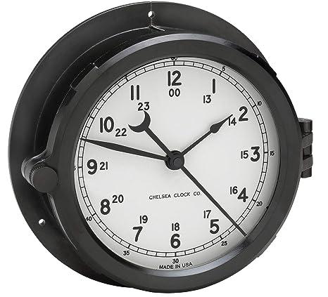 Amazon.com: Chelsea reloj reloj Patriot Deck, 8.5